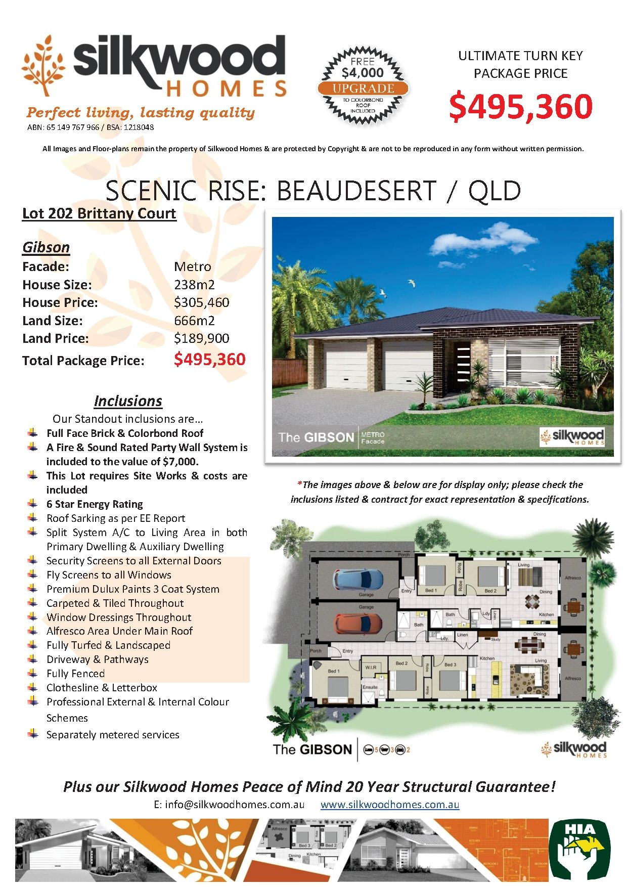 Looking for great returns on investment one of our most popular looking for great returns on investment one of our most popular dual living designs the gibson situated in scenic rise beaudesert at an ultimate turn malvernweather Image collections