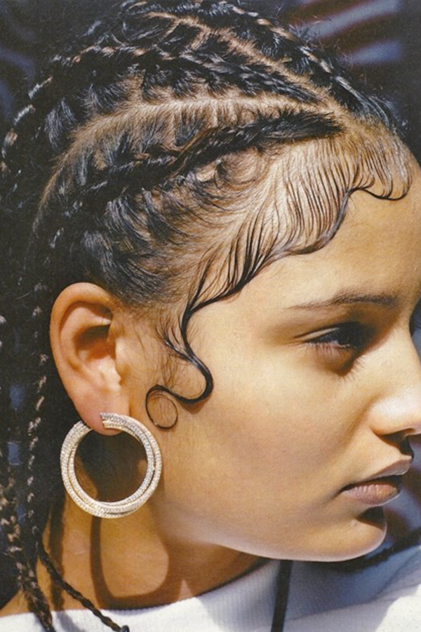 How To Style Baby Hairs To Achive On Point Looks Baby Hairstyles Latina Hair Edges Hair