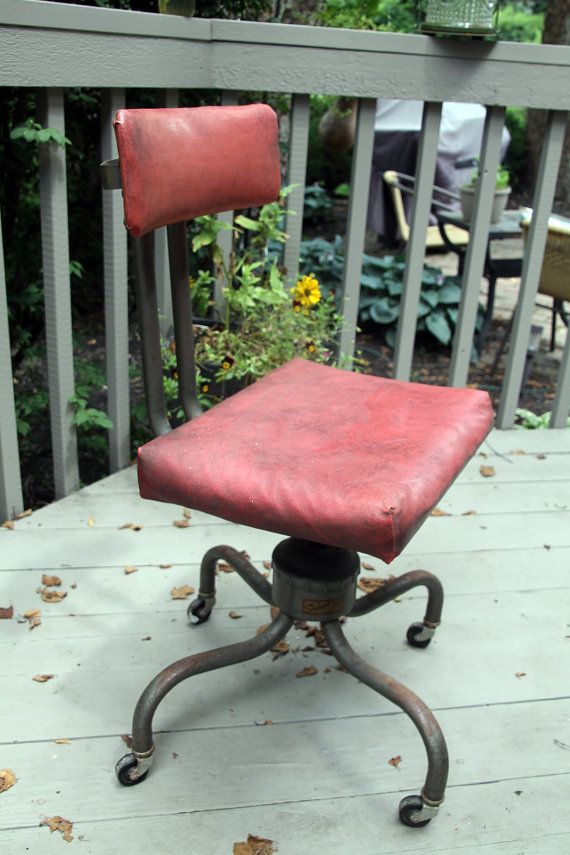 Vintage 1950 Sturgis Posture Chair by ScotchStreetVintage on Etsy
