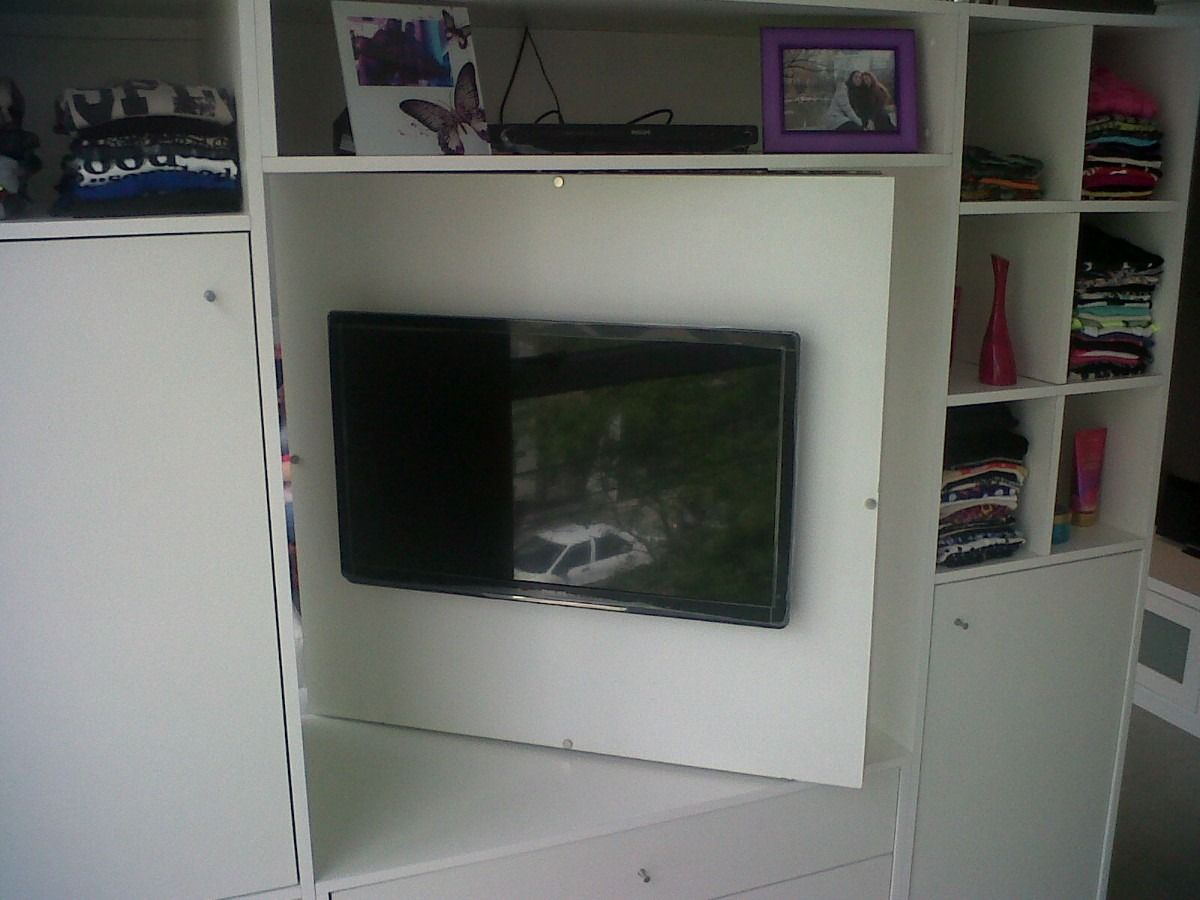 Panel Giratorio Para Tv Buscar Con Google Para El Hogar  # Muebles Giratorios Para Tv