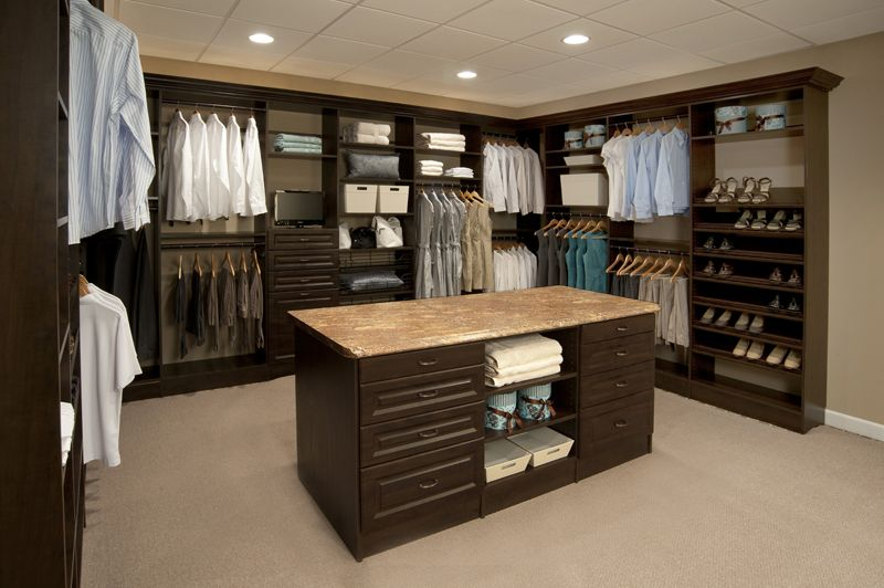 LARGE WALK IN CLOSETS Google Search CLOSETS PANTRYS STORAGE