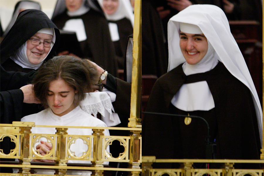 Investiture Nun Google Search St Faustina Investiture Ceremony Catholic