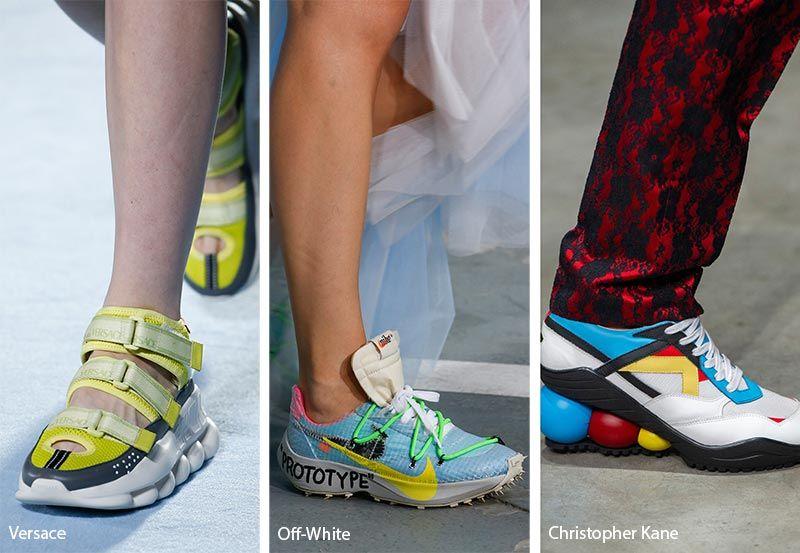 Spring/ Summer 2019 Shoe Trends