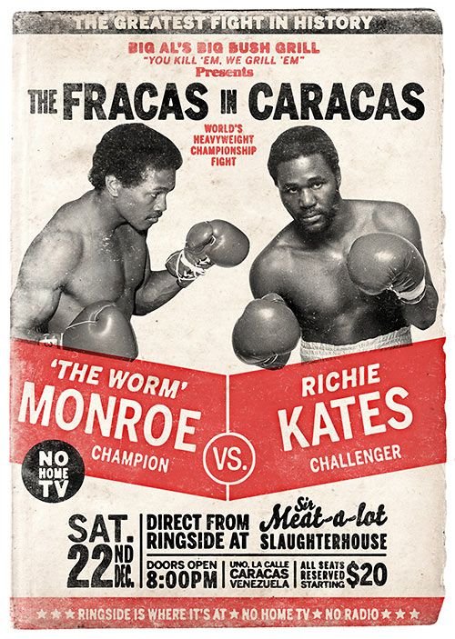 35 Beautiful Retro And Vintage Photoshop Tutorials Boxing