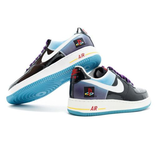 "FLIGHT CLUB • Nike Air Force 1 Low ""Playstation"" (at Flight ... 9b6b01d8ac"