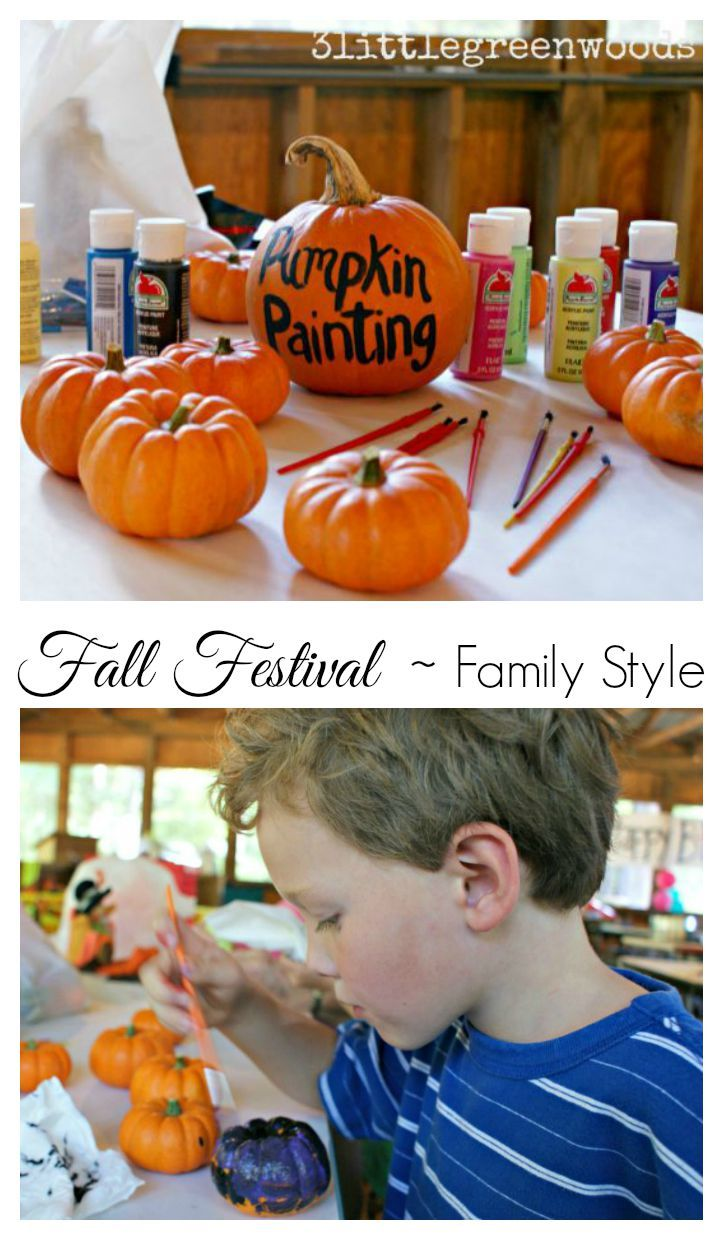 Fall Festival Family Style Fall Harvest Party Fall Festival