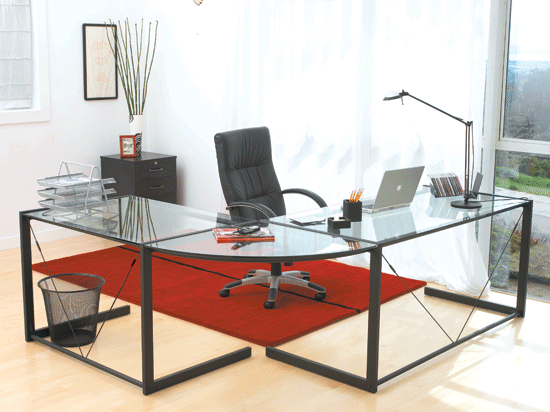 desk dimensions glass desk corner desk work surface executive office exposed brick office desk ceo office scandinavian design - Scan Design Desk
