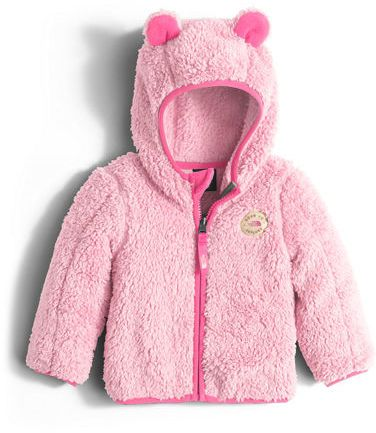 312972bed The North Face Plushee Bear Hooded Jacket