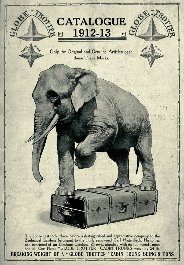 Globe-Trotter catalogue 1912-13