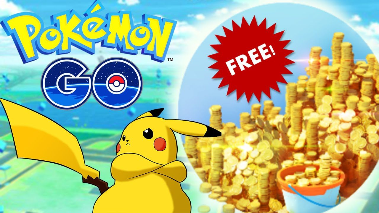 Pokemon Go! FREE UNLIMITED POKE-COINS! How To Level Up Fast