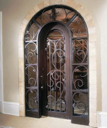 Grand Doors Wood Doors Entry Doors Custom Wood Doors Wrought