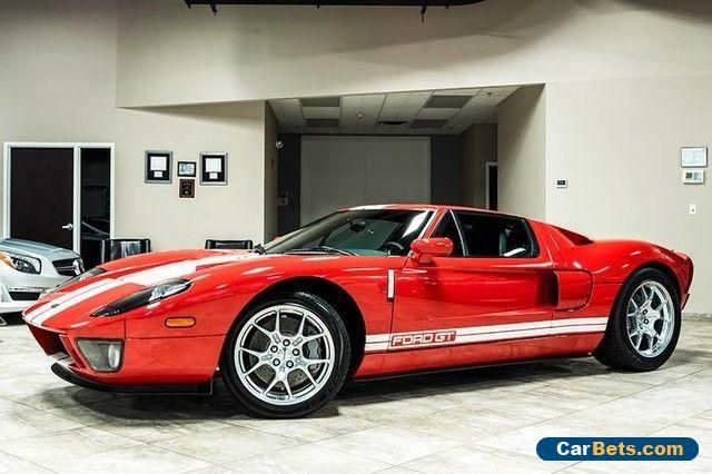Car For Sale 2005 Ford Ford Gt Base Coupe 2 Door Ford Gt Cars