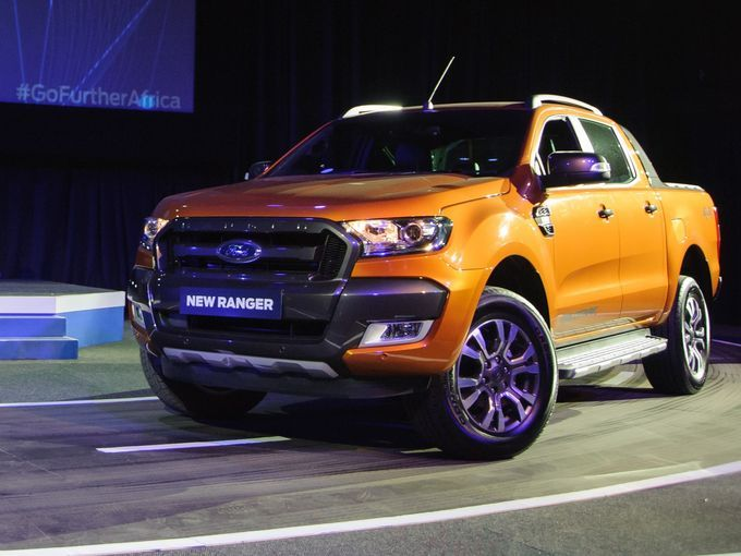 Reports Ford May Resurrect Ranger Bronco In U S Ford Ranger