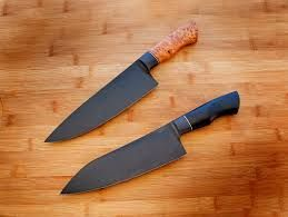 Resultado De Imagem Para Bowies & Choppers  Alaska Blades Cool Kitchen Knife Sharpening Design Ideas
