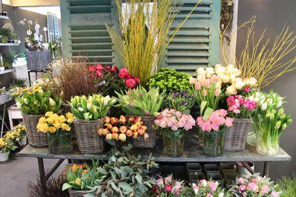 Die Schonsten Ideen Fur Zu Hause Blumenladen Blumengeschaft Florist