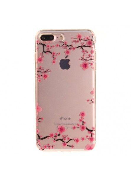 coque iphone 7 plus fleurie