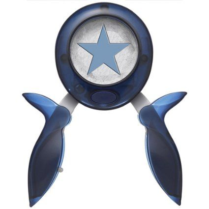 Medium 12-74417097 Fiskars Twinkle Twinkle Star Squeeze Punch