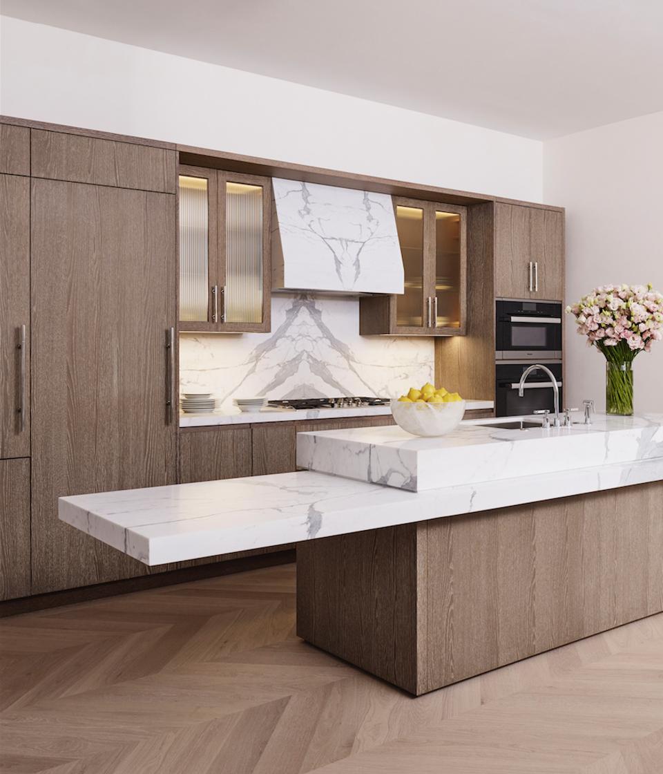 Ultra Luxury Apartment Design: New 40 Bleecker Penthouses Mean New York's Hippest Street