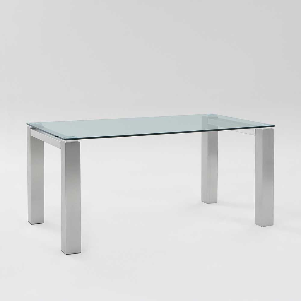 küchentisch mit glasplatte weiß küchentisch,esszimmertisch, Esstisch ideennn
