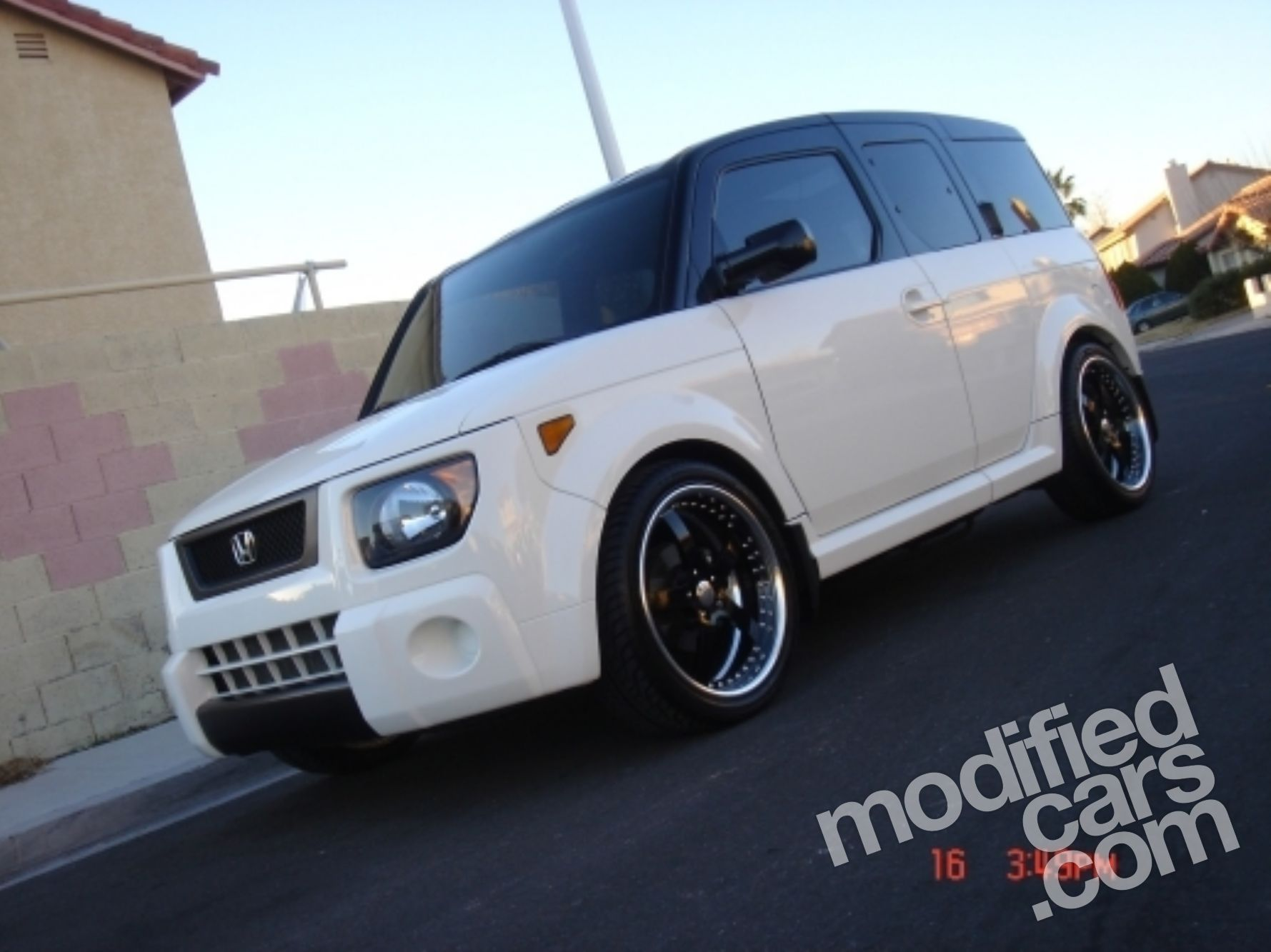 Modified Honda Element 2004 Picture Honda Element Honda Honda
