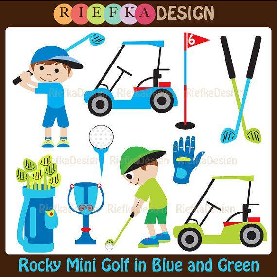 Pin By Rifka Effendy On Cliparts Clip Art Cute Clipart Mini Golf