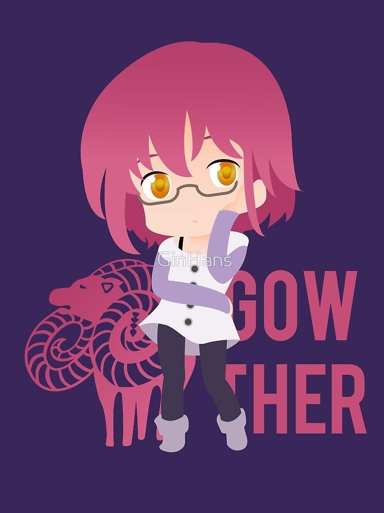 'Gowther - Nanatsu no Taizai' Classic T-Shirt by GinHans