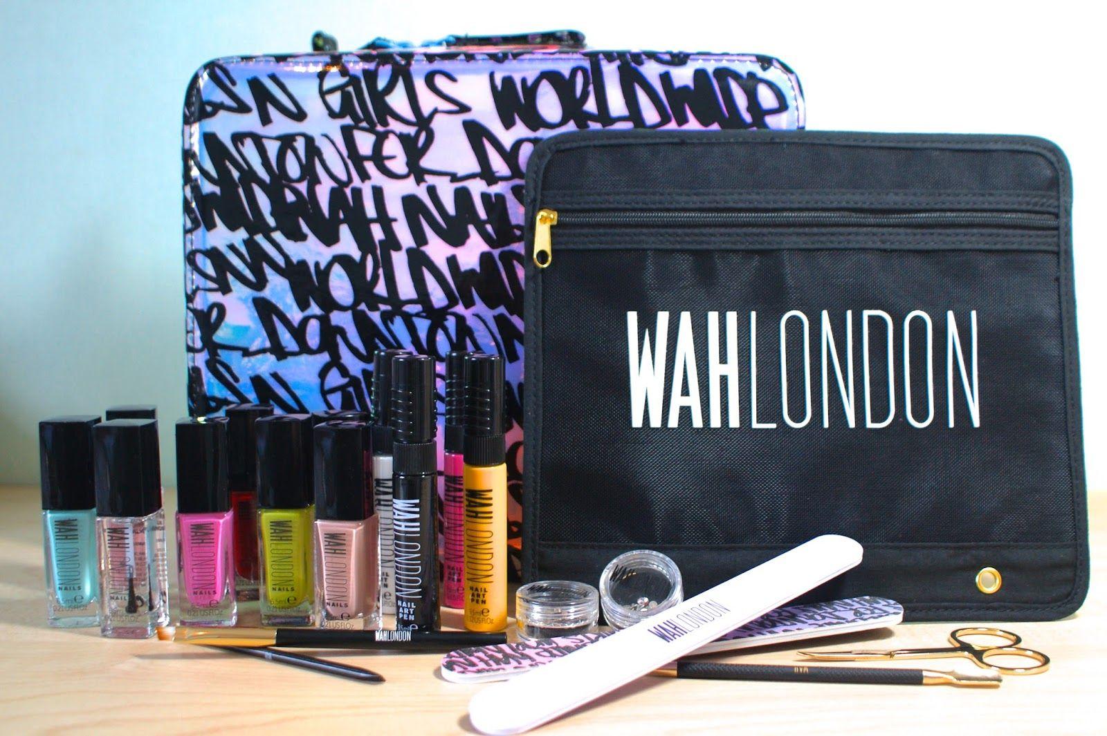 Pardon My Nails Uk Nail Art Blog Wah London Ultimate Nail Art