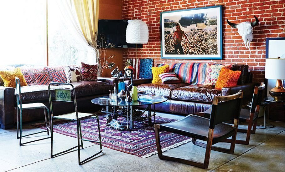 9 Must Haves For A California Eclectic Home DesignEclectic DecorCaliforniaDream HomesLiving SpacesLiving Room