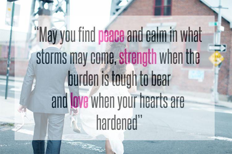 Lovely words.