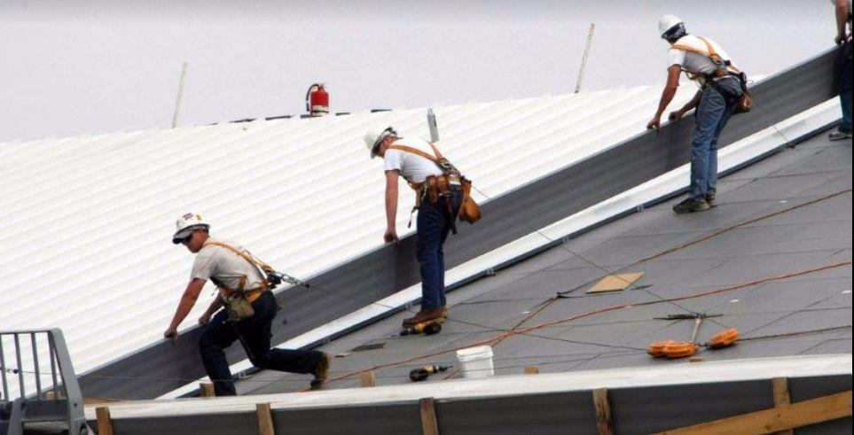 Delta Roofing San Antonio Team Work Cool Roof Green Roof Roofing Contractors