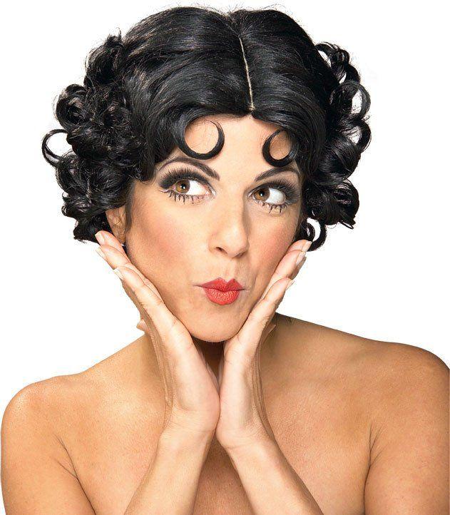 Betty Boop-Full Wig   Betty boop, Wigs, Betty boop costume