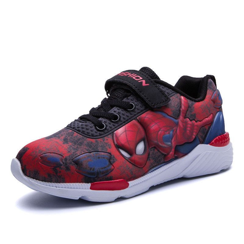 a075c16a1ae Boys Shoes Kids Sneakers Spider-Man Casual Shoes Little Kids ...