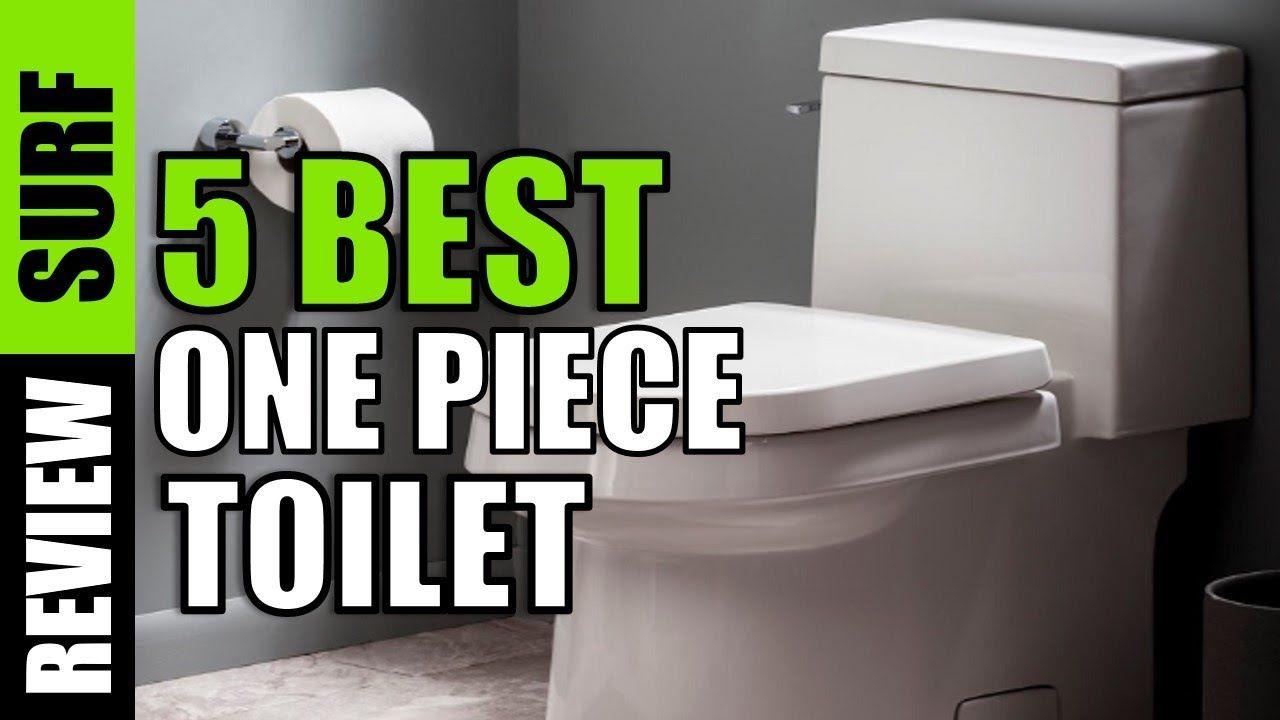 One Piece Toilet Best One Piece Toilet 2019 Top 5 One Piece Toilets One Piece Toilets Toilet Dual Flush Toilet