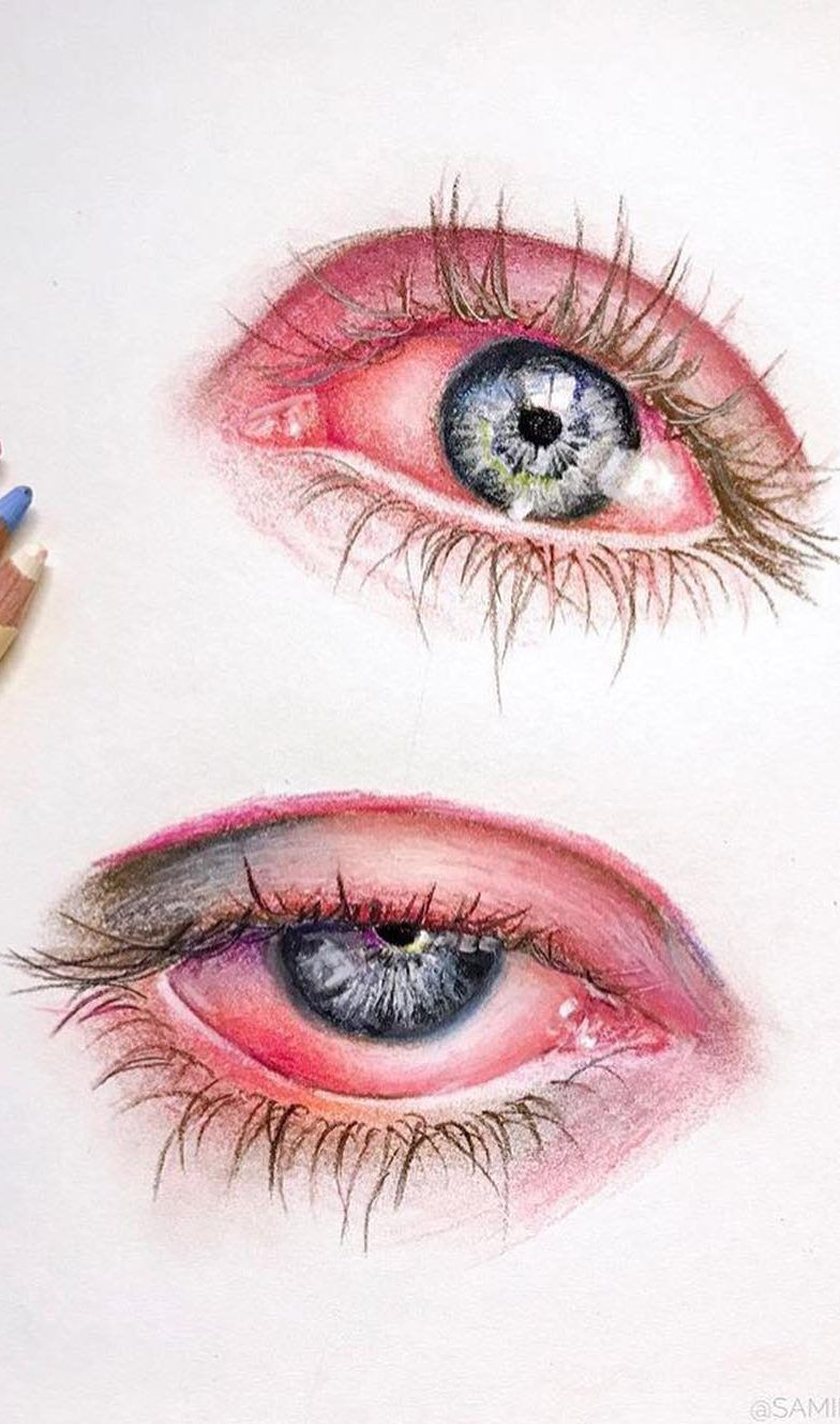36 Awesome Eye Drawing Images ! How to draw a realistic eye! Part 19 #realisticeye