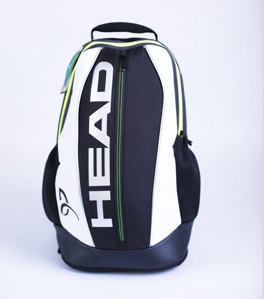 Head Tennis Bag Tennis Racket Bag 2 3 Tennis Racquet Backpack Racquet Bag Tennis Backpack Badminton Backpack Seperated Shoes Bag