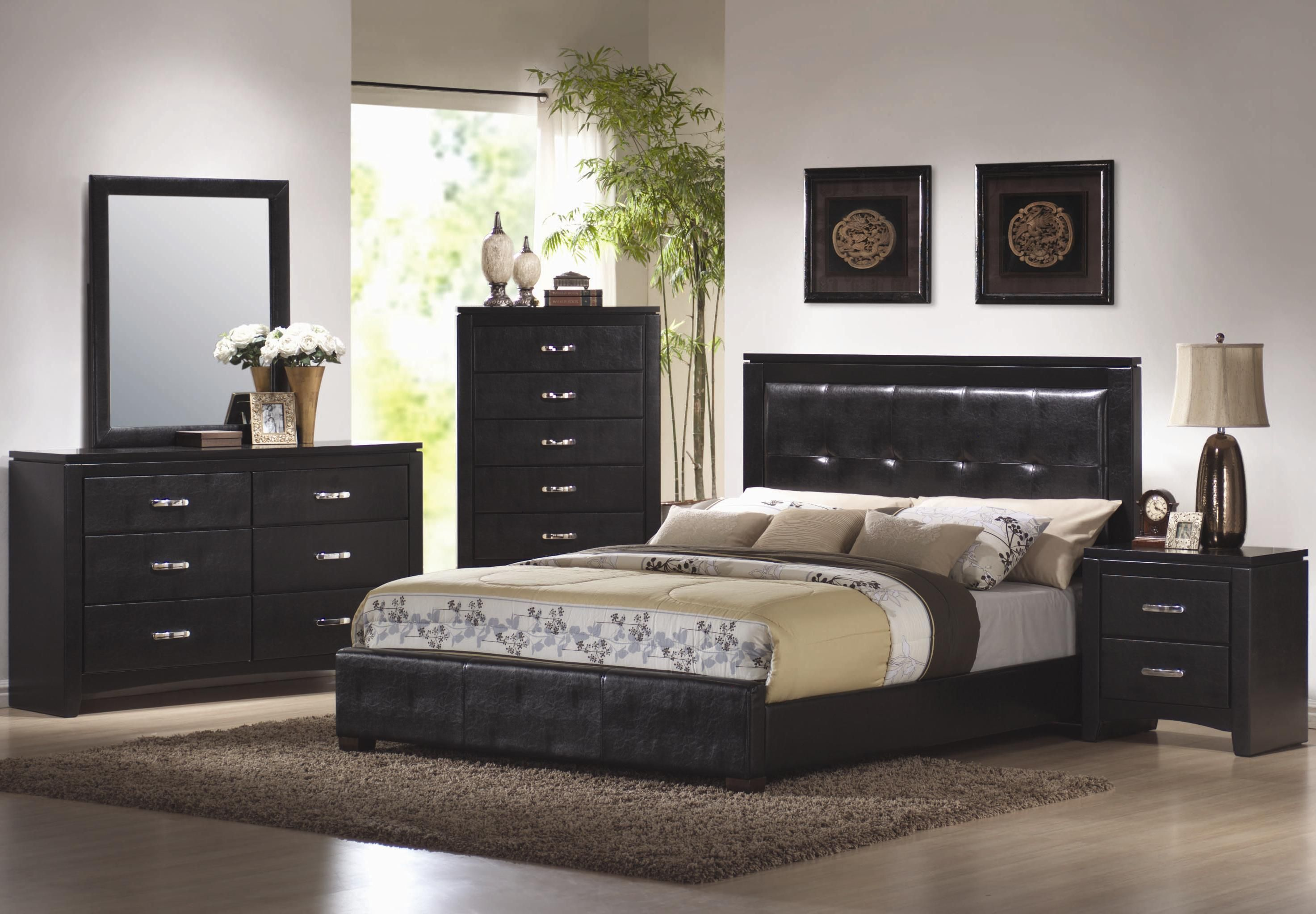 Black King Size Bedroom Furniture Sets For more pictures and ...