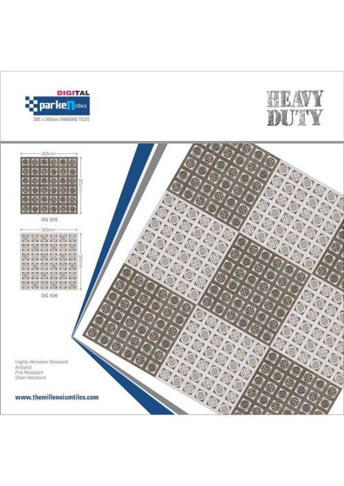 Millennium Tiles 305x305mm 12x12 Digital Heavy Duty Outdoor Full Body Porcelain Parking Series Https Goo Gl 7dbghh Dg 535 536 Highly