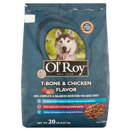 Pets Chicken Flavors Best Dry Dog Food Dog Food Recipes