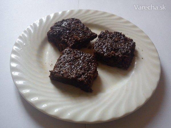 Fazuľové brownies