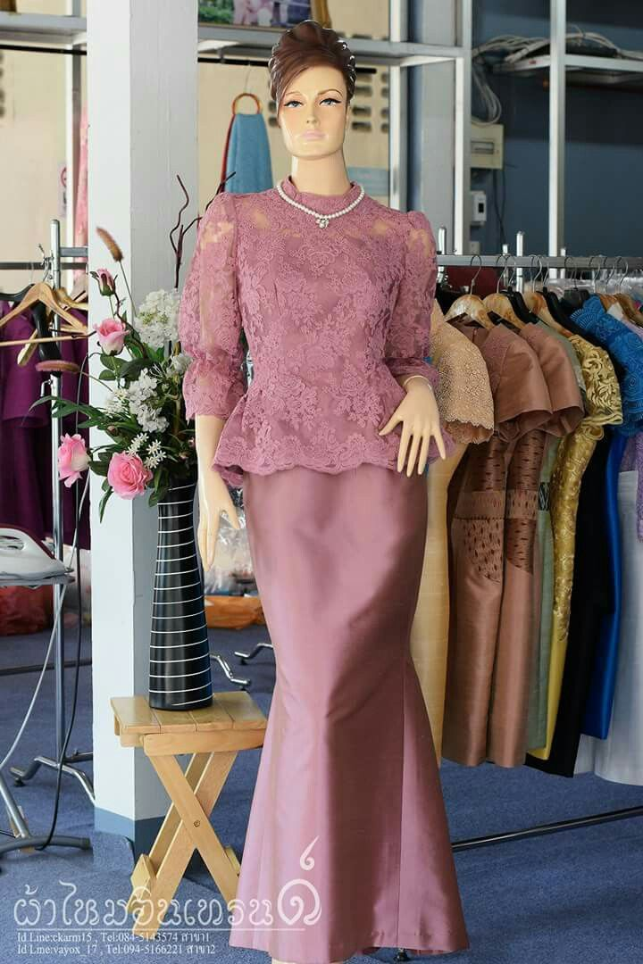 Pin de Asprinia Dewi en Kebaya Prada kombinasi | Pinterest | Vestido ...