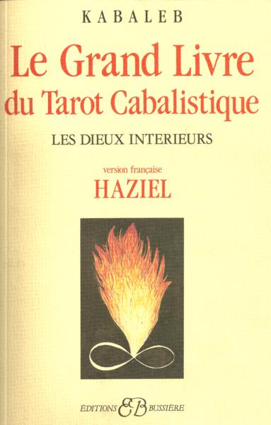 Le Grand Livre Du Tarot Cabalistique Tarot Livre Grand Livre