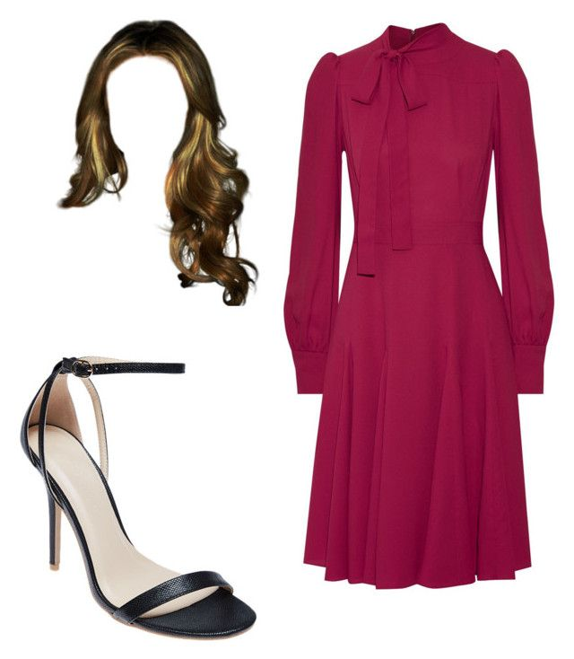 """Untitled #12983"" by iamdreamchaser ❤ liked on Polyvore featuring Gucci and Wet Seal"
