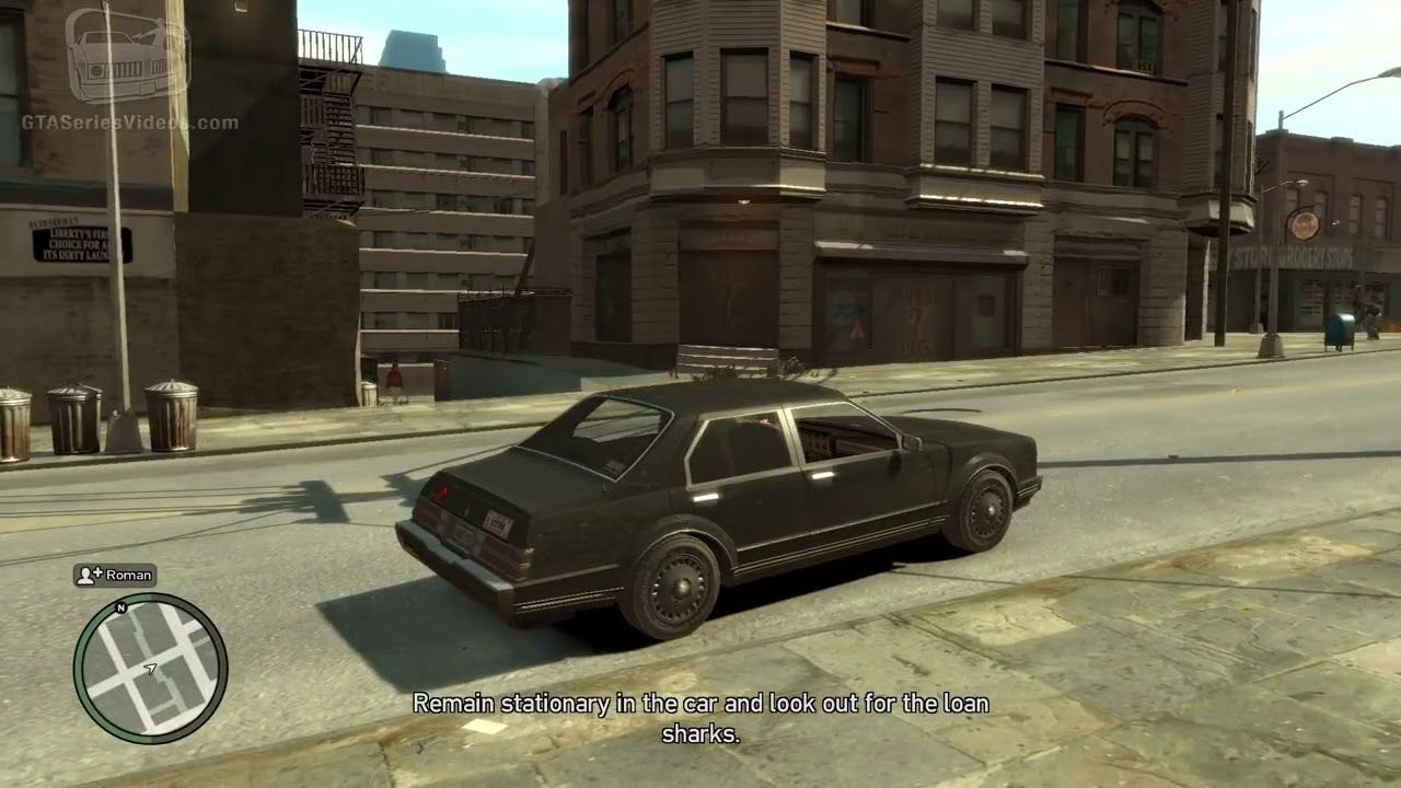 grand theft auto 4 missions