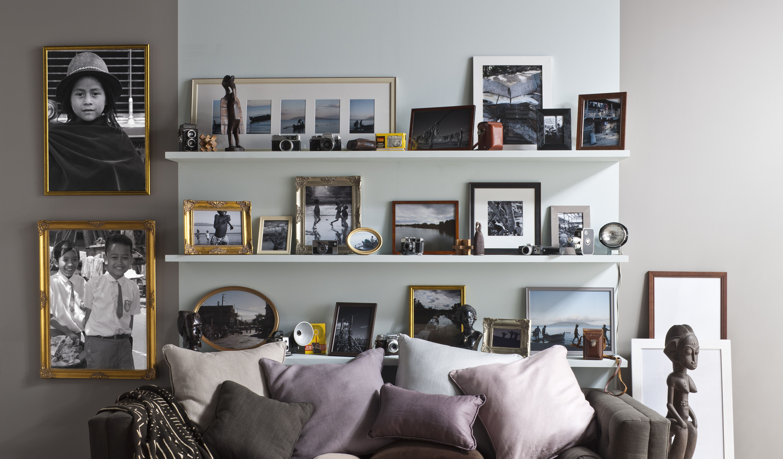 Cadre circ e inspire 50 x 70 cm dor e parement mural Decoration de tableaux sur les murs