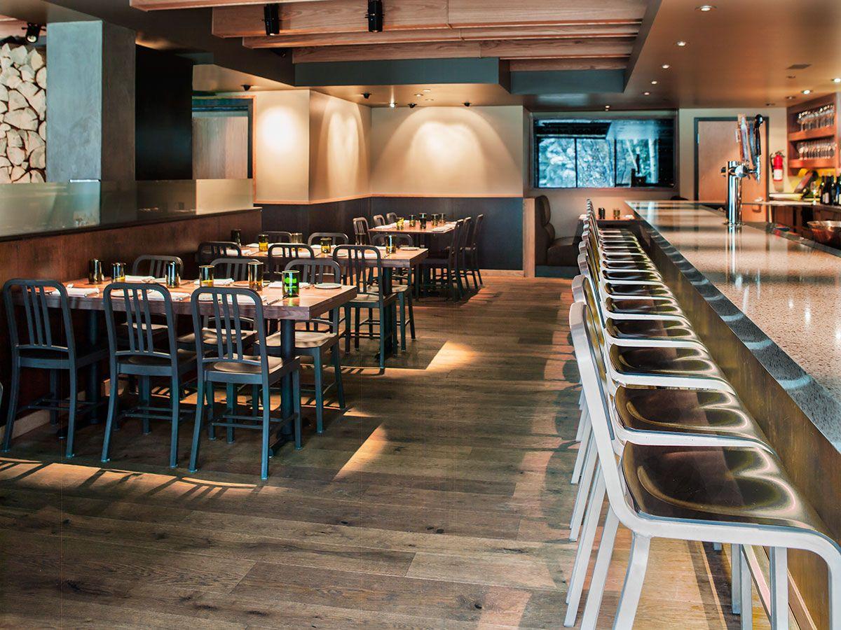 What Is The Best Type Of Flooring For Restaurant Restaurant