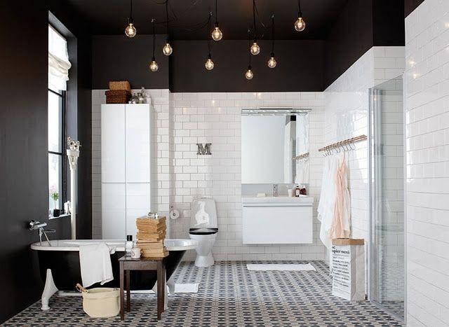 The Entertaining House Break Rules Paint Your Ceiling Black