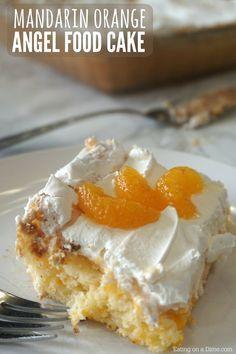 Mandarin orange angel food cake receta forumfinder Gallery