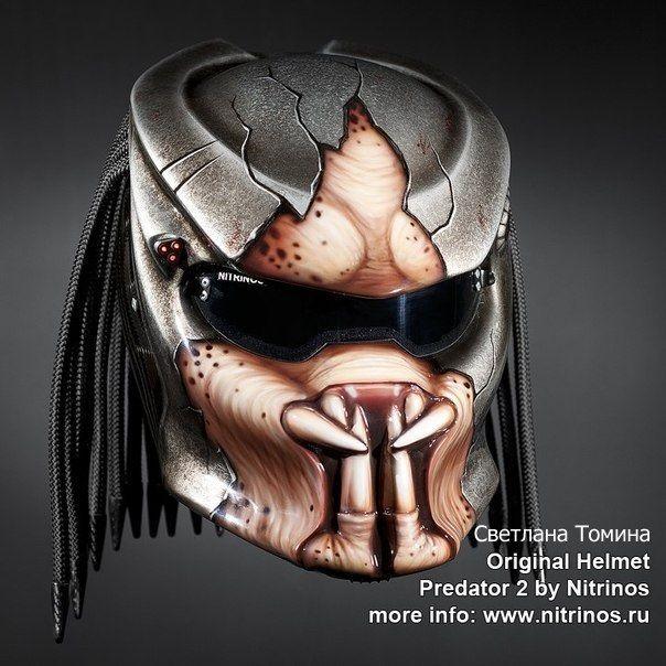 Роспись шлемов