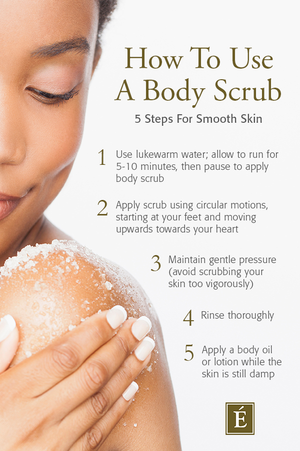 How To Use A Body Scrub Benefits A Step By Step Guide Skin Care Routine Steps Beauty Skin Care Routine Body Scrub