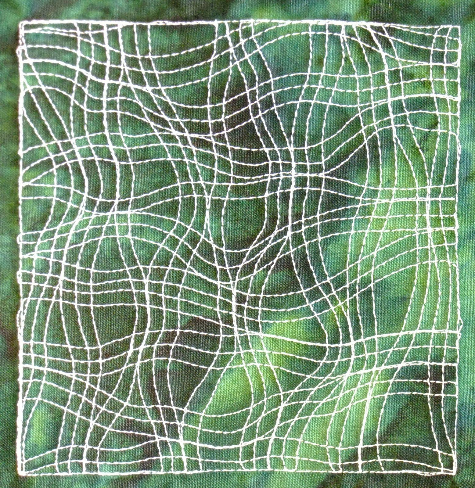 Learn more about free motion quilting through hundreds of free ... : the free motion quilting project - Adamdwight.com